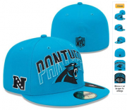 Wholesale Cheap Carolina Panthers fitted hats 11