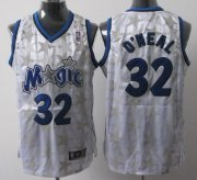 Wholesale Cheap Orlando Magic #32 Shaquille O'neal White All-Star Jersey
