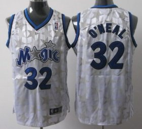 Wholesale Cheap Orlando Magic #32 Shaquille O\'neal White All-Star Jersey