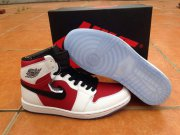 Wholesale Cheap Air Jordan 1 Retro High OG Carmines Shoes white/Carmines-black