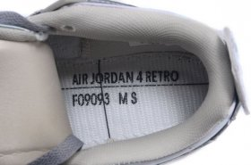 Wholesale Cheap Air Jordan 4 Womens Shoes Eggs/silver-blue