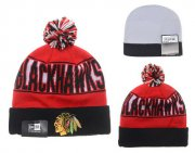 Wholesale Cheap Chicago Blackhawks Beanies YD006