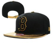 Wholesale Cheap MLB Boston Red Sox Snapback Ajustable Cap Hat YD 5