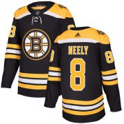 Wholesale Cheap Adidas Bruins #8 Cam Neely Black Home Authentic Stitched NHL Jersey