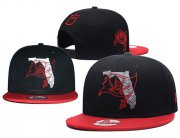 Wholesale Cheap NFL Tampa Bay Buccaneers Stitched Snapback Hats 040