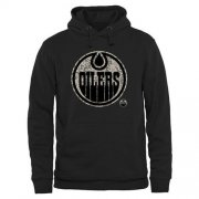 Wholesale NHL Edmonton Oilers Big & Tall Logo T-Shirt Black