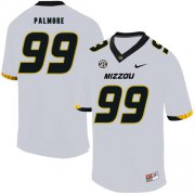 Wholesale Cheap Missouri Tigers 99 Walter Palmore White Nike College Football Jersey