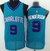 Wholesale Cheap Charlotte Hornets #9 Gerald Henderson Green Swingman Jersey