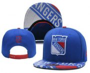 Wholesale Cheap New York Rangers Snapback Ajustable Cap Hat YD
