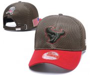 Wholesale Cheap NFL Houston Texans Stitched Snapback Hats 071