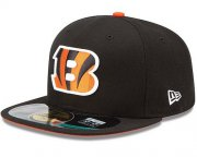 Wholesale Cheap Cincinnati Bengals fitted hats 01