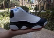 Wholesale Cheap Kids Air Jordan 13 Retro Countdown Pack White/Black-Red