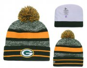 Wholesale Cheap NFL Green Bay Packers Logo Stitched Knit Beanies 027