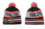 Wholesale Cheap Miami Marlins Beanies YD001