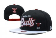 Wholesale Cheap NBA Chicago Bulls Snapback Ajustable Cap Hat YD 03-13_04