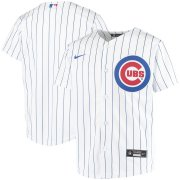 Wholesale Cheap Chicago Cubs Nike Youth Home 2020 MLB Team Jersey White