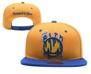 Wholesale Cheap Golden State Warriors Snapback Ajustable Cap Hat 11