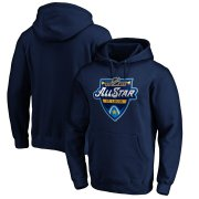 Wholesale Cheap 2020 NHL All-Star Game Pullover Hoodie Navy