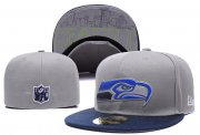 Wholesale Cheap Seattle Seahawks fitted hats 07