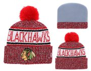 Wholesale Cheap NHL CHICAGO BLACKHAWKS Beanies 2