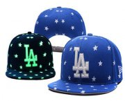 Wholesale Cheap MLB Los Angeles Dogers Snapback Ajustable Cap Hat 12