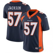 Wholesale Cheap Nike Broncos #57 Tom Jackson Blue Alternate Youth Stitched NFL Vapor Untouchable Limited Jersey