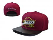 Wholesale Cheap NBA Cleveland Cavaliers Adjustable Snapback Hat LH2148