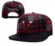 Wholesale Cheap NBA Chicago Bulls Snapback Ajustable Cap Hat YD 03-13_36