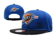 Wholesale Cheap Oklahoma City Thunder Snapbacks YD020