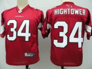Wholesale Cheap Cardinals #34 Tim Hightower Red Stitched NFL Jersey