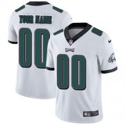 Wholesale Cheap Nike Philadelphia Eagles Customized White Stitched Vapor Untouchable Limited Men's NFL Jersey