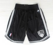 Wholesale Cheap Brooklyn Nets Black Short