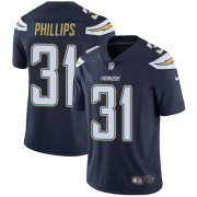 Wholesale Cheap Nike Chargers #31 Adrian Phillips Navy Blue Team Color Men's Stitched NFL Vapor Untouchable Limited Jersey