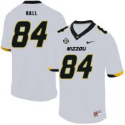 Wholesale Cheap Missouri Tigers 84 Emanuel Hall White Nike College Football Jersey