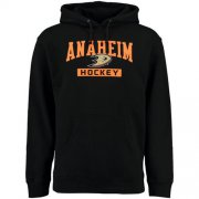 Wholesale Cheap Anaheim Ducks Rinkside City Pride Pullover Hoodie Black