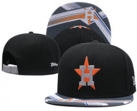 Wholesale Cheap Houston Astros Snapback Ajustable Cap Hat GS 2
