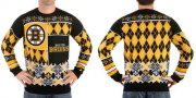 Wholesale Cheap Boston Bruins Men's NHL Ugly Sweater