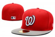 Wholesale Cheap Washington Nationals fitted hats 03