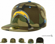 Wholesale Cheap Los Angeles Chargers fitted hats 11
