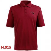 Wholesale Cheap Nike Arizona Cardinals 2014 Players Performance Polo Red