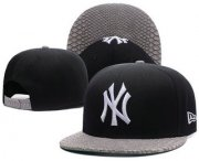Wholesale Cheap New York Yankees Snapback Ajustable Cap Hat GS