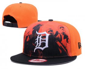 Wholesale Cheap Detroit Tigers Snapback Ajustable Cap Hat GS 2