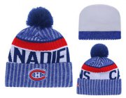 Wholesale Cheap NHL MONTREAL CANADIENS Beanies 3