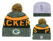 Wholesale Cheap NFL Green Bay Packers Logo Stitched Knit Beanies 026