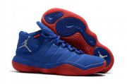 Wholesale Cheap Jordan Super.Fly 6 Shoes Blue Red