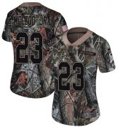 Wholesale Cheap Nike Eagles #23 Rodney McLeod Jr Camo Women's Stitched NFL Limited Rush Realtree Jersey