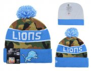 Wholesale Cheap Detroit Lions Beanies YD006