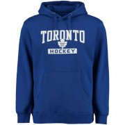 Wholesale Cheap Toronto Maple Leafs Rinkside City Pride Pullover Hoodie Blue