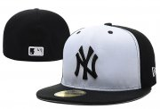 Wholesale Cheap New York Yankees fitted hats 05