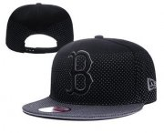 Wholesale Cheap MLB Boston Red Sox Snapback Ajustable Cap Hat YD 1